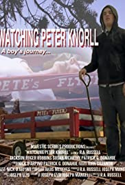 Watching Peter Knorll Poster