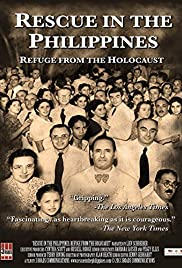 Rescue in the Philippines: Refuge from the Holocaust Poster