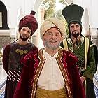 Michel Blanc, Jean-Paul Rouve, and William Lebghil in Les nouvelles aventures d'Aladin (2015)