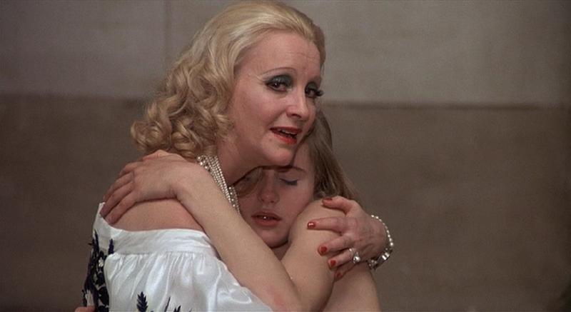 Renata Moar and Hélène Surgère in Salò o le 120 giornate di Sodoma (1975)