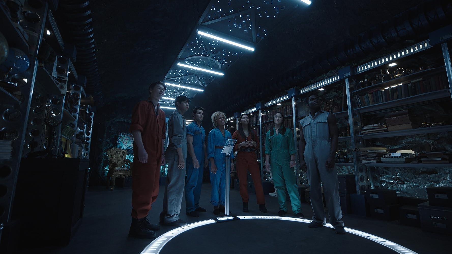 Utopia Falls (2020) Serial Online Subtitrat in Romana