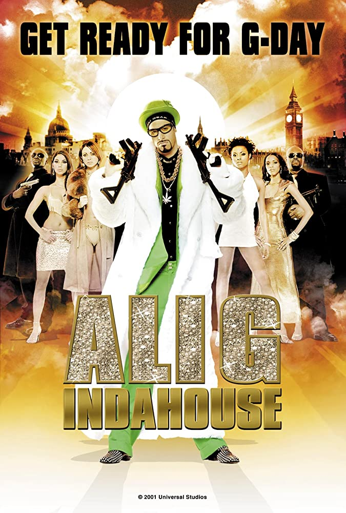 Ali G Indahouse 2002 Dual Audio Hindi 300MB BluRay 480p ESubs