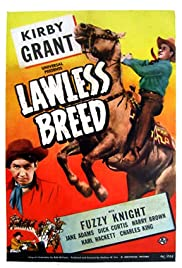 Lawless Breed Poster