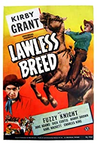 Quick movie downloads for ipad Lawless Breed USA [movie]
