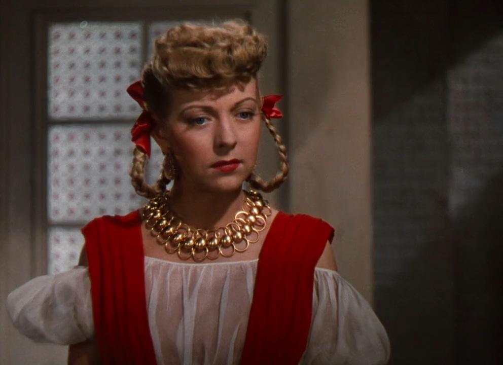 Pamela Britton in Anchors Aweigh (1945)