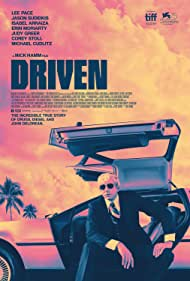 Lee Pace in Driven (2018)