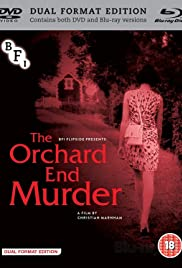 The Orchard End Murder Poster