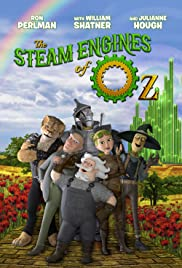 The Steam Engines of Oz (2018) 720p
