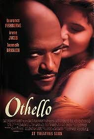 Laurence Fishburne and Irène Jacob in Othello (1995)