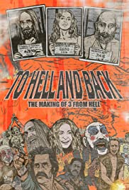 To Hell and Back: The Making of '3 from Hell' Poster