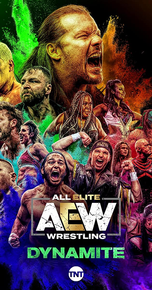 Download All Elite Wrestling: Dynamite or watch streaming online complete episodes of  Season 1 in HD 720p 1080p using torrent