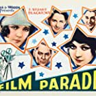 Gary Cooper and Norma Shearer in The Film Parade (1933)