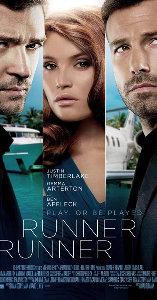 Subtitle of Runner Runner