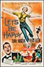 Let's Be Happy (1957) Poster