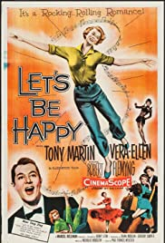 Let's Be Happy Poster