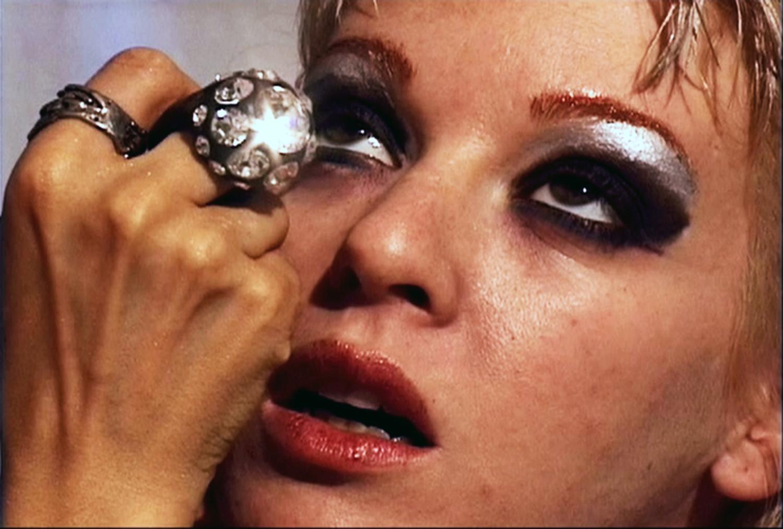 Bonnie Dickenson in Shucking the Curve (1998)