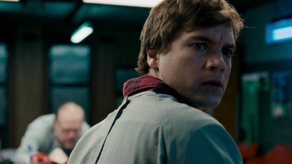 Emile Hirsch in The Autopsy of Jane Doe (2016)