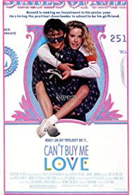Amanda Peterson and Patrick Dempsey in Can't Buy Me Love (1987)