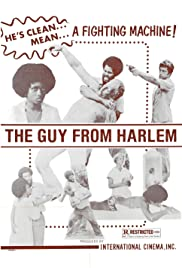 The Guy from Harlem Poster