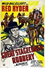 Great Stagecoach Robbery (1945) Poster
