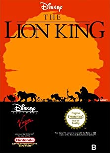 The Lion King (1994 Video Game)