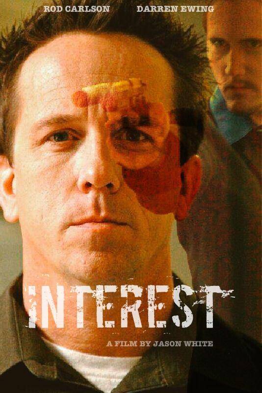 Darren Ewing and Rod Carlson in Interest (2013)
