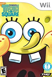 SpongeBob's Truth or Square Poster