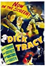 Dick Tracy (1945) Poster