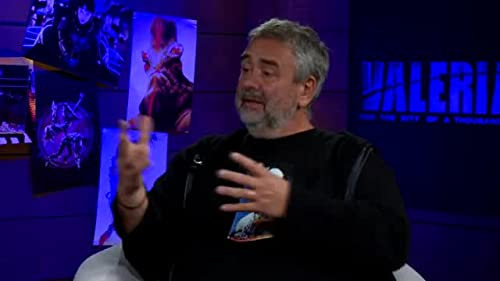 Facebook Live Chat with Luc Besson