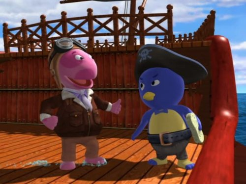 The Backyardigans Fly Girl Tv Episode 2008 Imdb