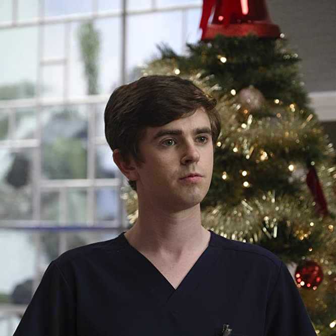 Freddie Highmore in The Good Doctor (2017)