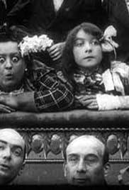 Rosalie et Léontine vont au théâtre Poster