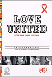 Live for Love United Poster