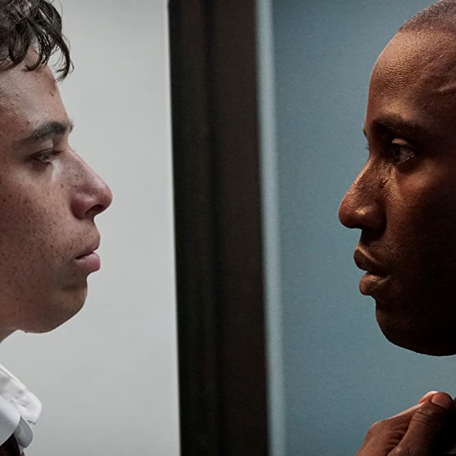 John David Washington and Anthony Ramos in Monsters and Men (2018)