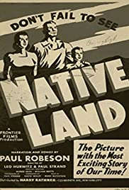 Native Land (1942) Poster - Movie Forum, Cast, Reviews