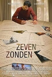 Zeven zonden Poster