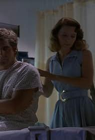 Scott Bakula and Amy Ryan in Quantum Leap (1989)