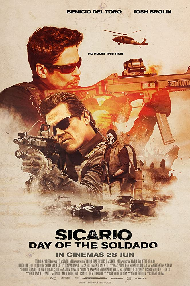 Sicario 2 (2018) BluRay Direct Download