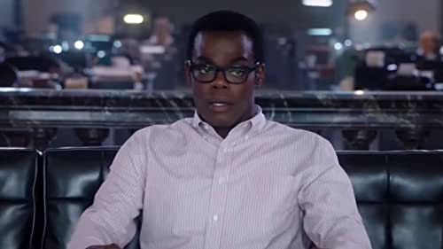 The Good Place: Chidi Reads Eleanor's File