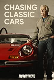Chasing Classic Cars Poster