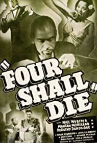Four Shall Die (1940)