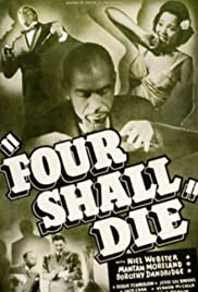 Four Shall Die Poster