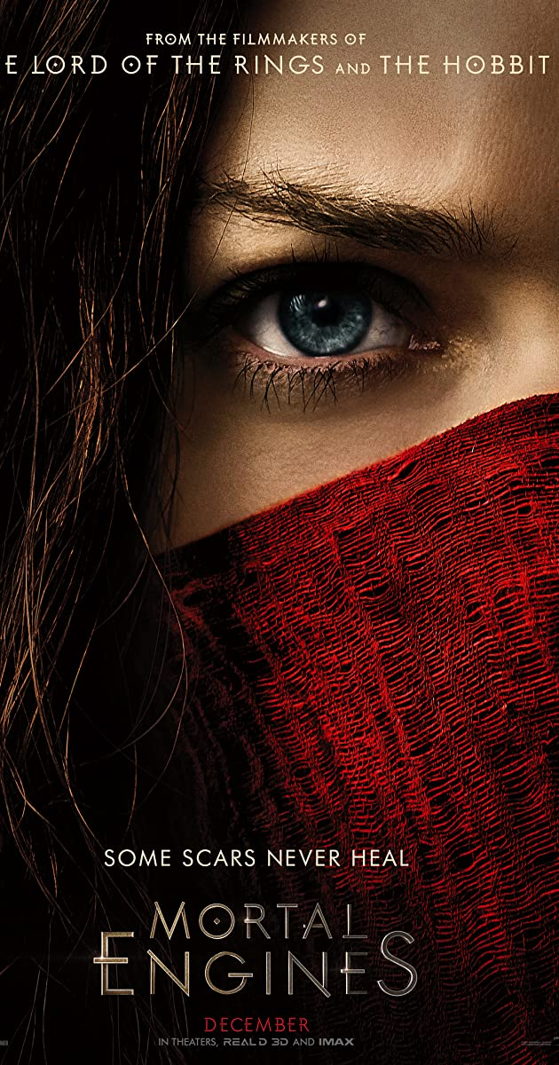 Free Download Mortal Engines Full Movie