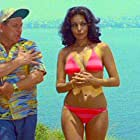 Kostas Voutsas and Teti Shinaki in O teleftaios... antras! (1981)