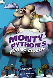Monty Python's Flying Circus Poster - TV Show Forum, Cast, Reviews