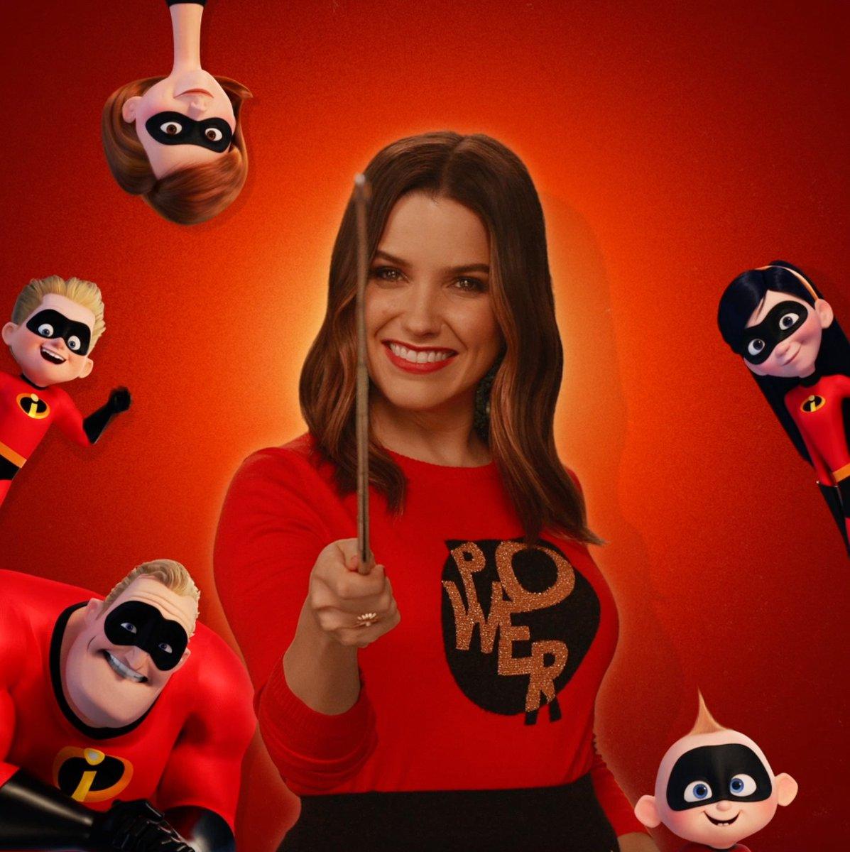 Sophia Bush in Incredibles 2 (2018)