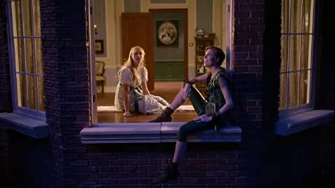 Peter Pan Live Tv Movie 2014 Imdb