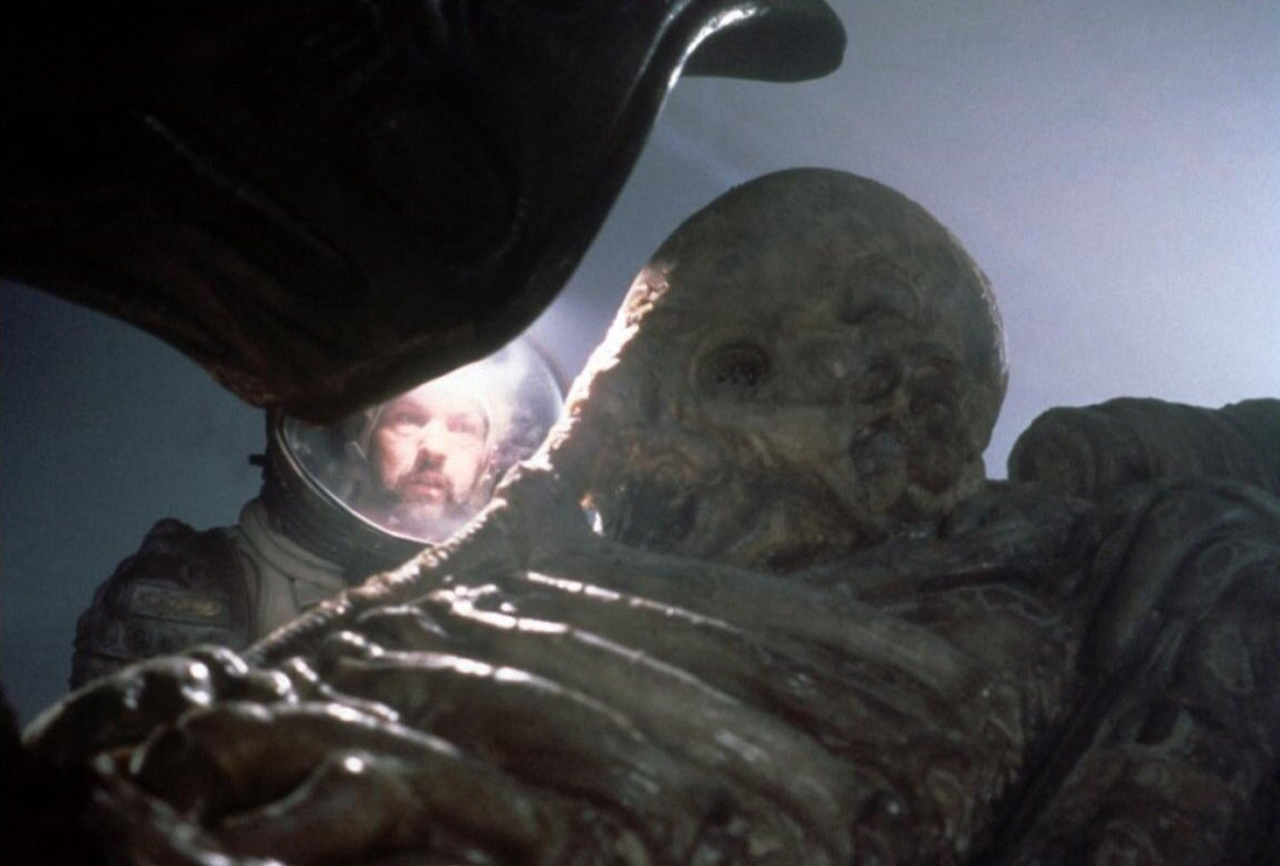 Tom Skerritt in Alien (1979)