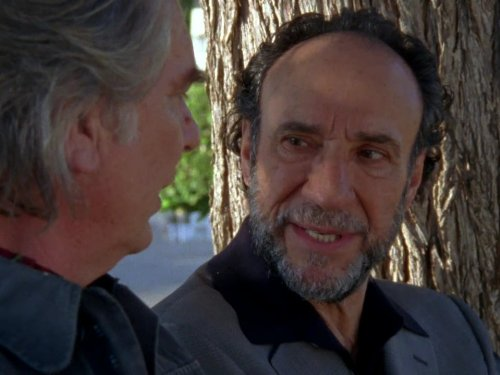 F. Murray Abraham and Leon Rippy in Saving Grace (2007)