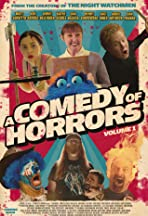 A Comedy of Horrors, Volume 1